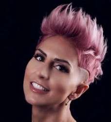 Alineh Short Hairstyles - 5