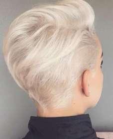 Sarah Louwho Short Hairstyles - 4