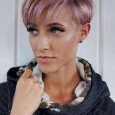 Olivia Short Hairstyles - 1