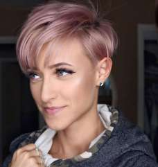 Olivia Short Hairstyles - 7
