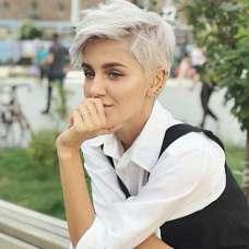 Yulia Short Hairstyles - 9