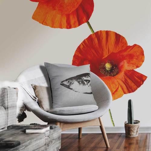 Wallpaper Fashionature natura incontra il glamour con stile, stampate con inchiostri oeko-tex