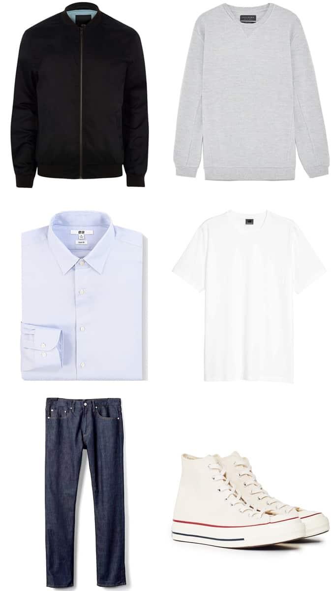 Menswear Basics