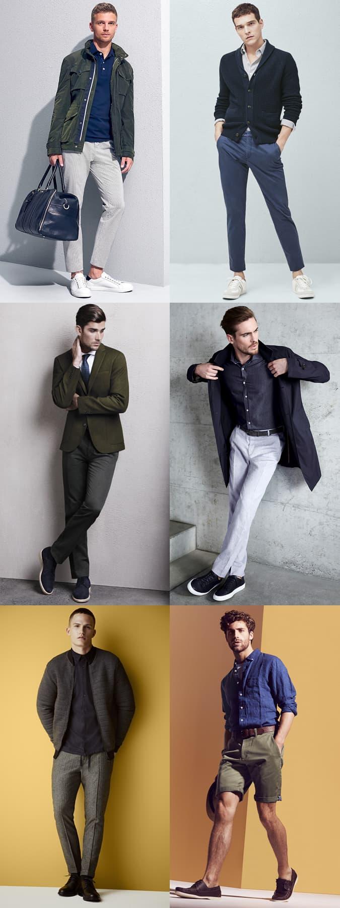 Men's Monochrome Outfit Inspiration Lookbook