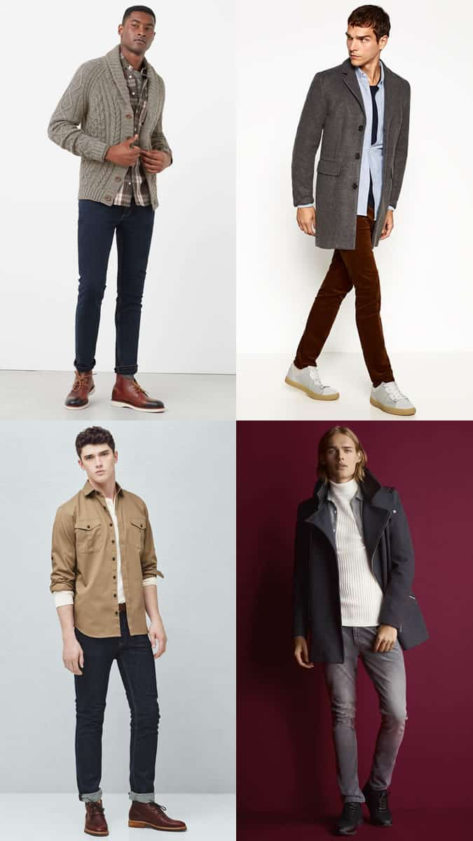 Men's New Year's Eve House Party Outfit Inspiration Lookbook