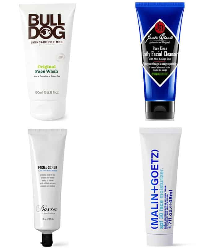 Men's Basic Grooming Products