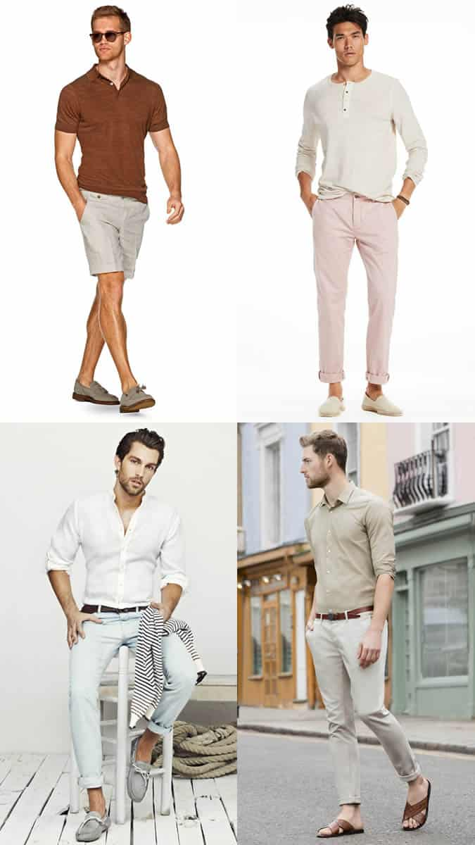 men's Riviera footwear styles