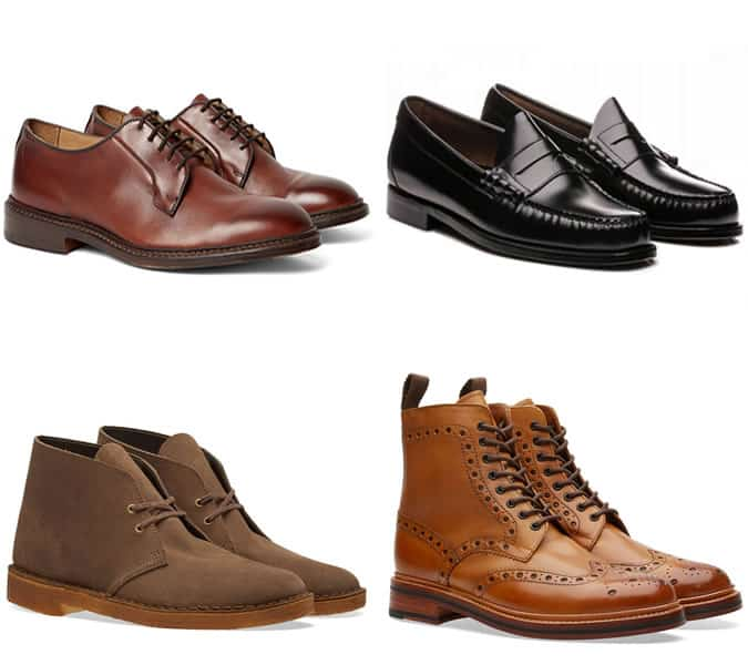 the best smart shoes for men in their 30s