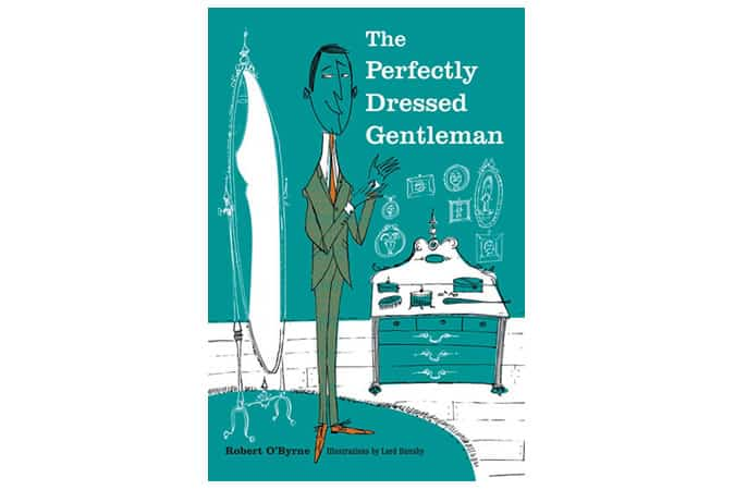 The Perfectly Dressed Gentleman Book