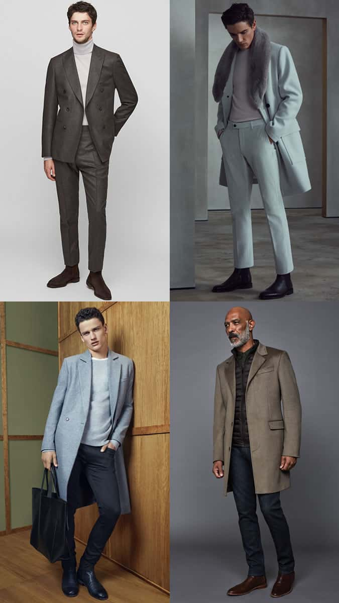 How To Wear Chelsea Boots For Work