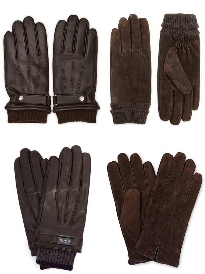 The Best Leather Gloves For Men