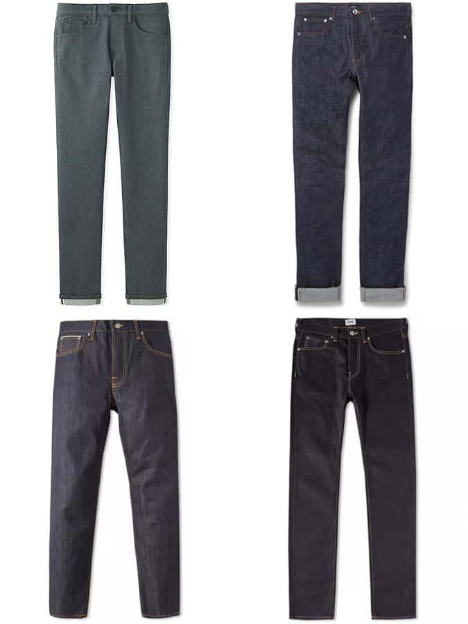 The Best Dark Jeans For Men