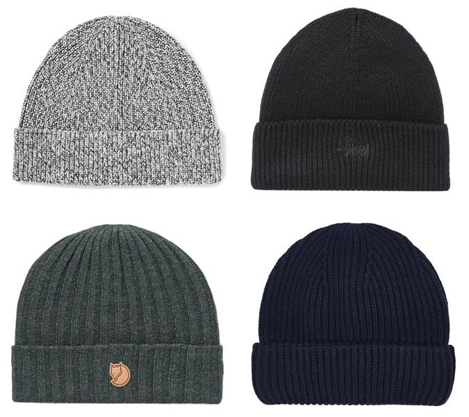 The best plain men's beanie hats