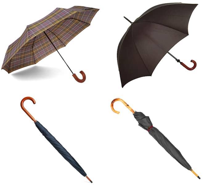 Well-made, high-quality umbrellas for men