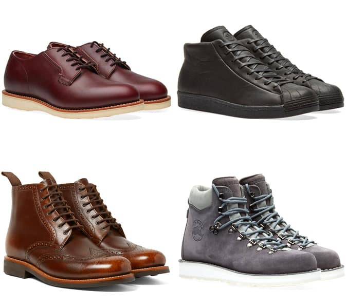 The best winter-ready shoes and boots for men