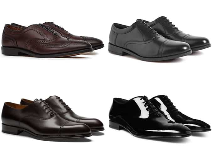 The Best Oxford Shoes For Men