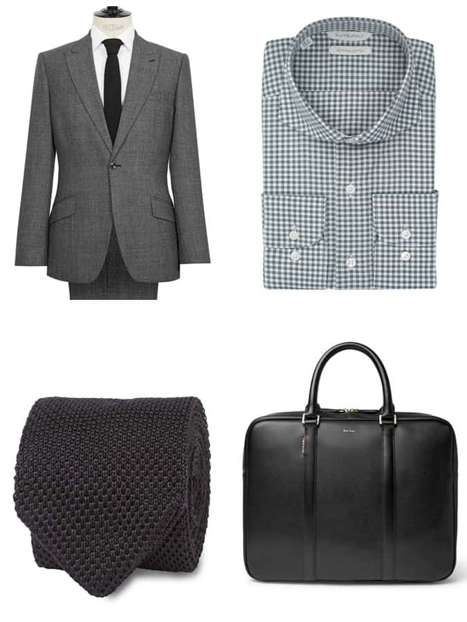 How To Match Your Suit And Shirt