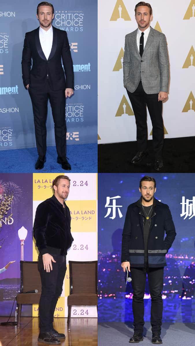 Ryan Gosling Style