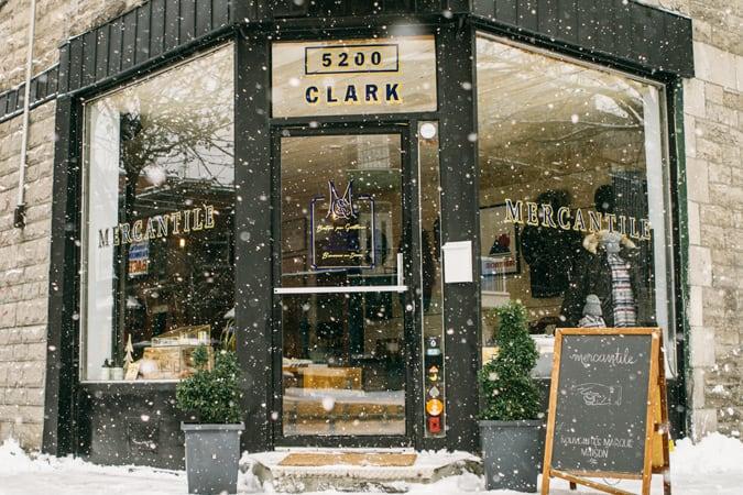 Clark Street Mercantile (Montreal, Quebec)