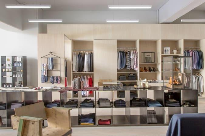 silver deer menswear store mexico city