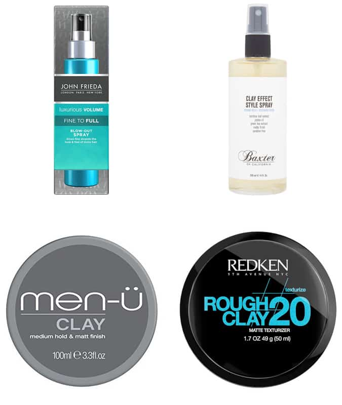 The best hair products for - Taper Fade & Side-Swept Length