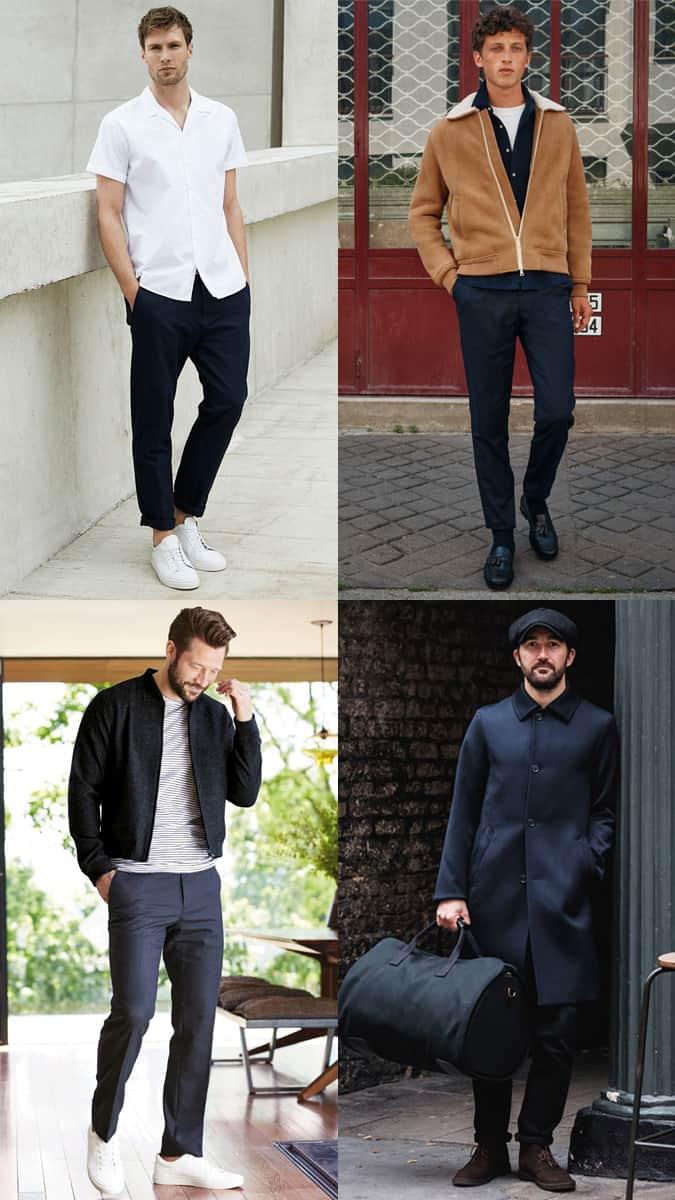 Simple Casual Dress For Men