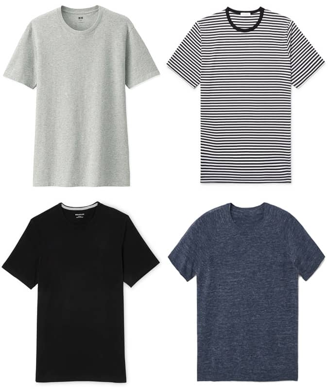 The Best T-Shirts For Men