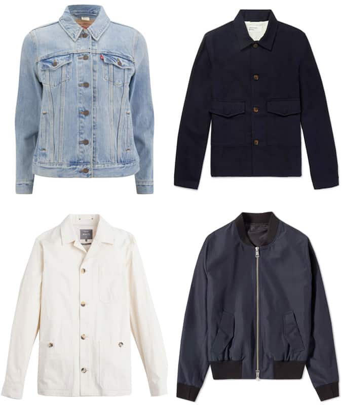 The Best Jackets For Men