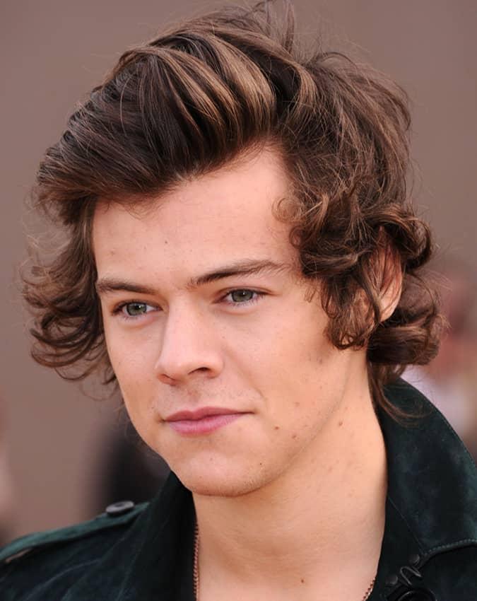 Harry Styles Best Hairstyles