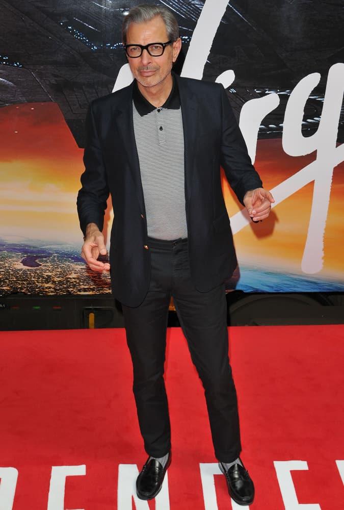 Jeff Goldblum Style Inspiration