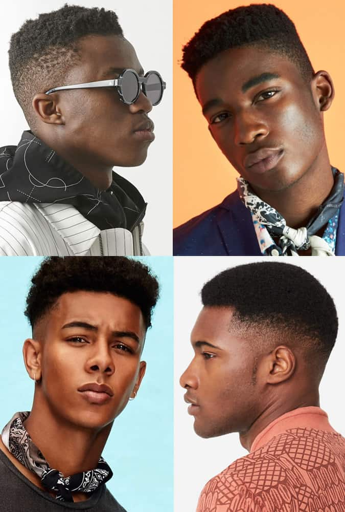 SS19 Hair Trends - Afro