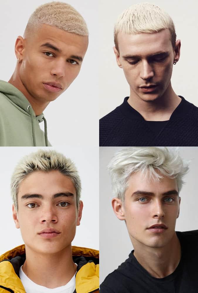 SS19 Hair Trends - Bleach