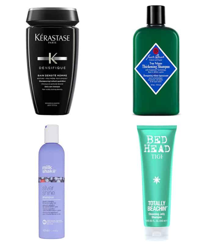 Best Shampoos For Grey Hair