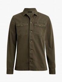 Allsaints Allsaints Spotter Military Shirt