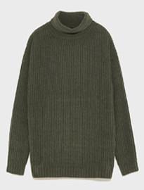Zara Chenille Sweater