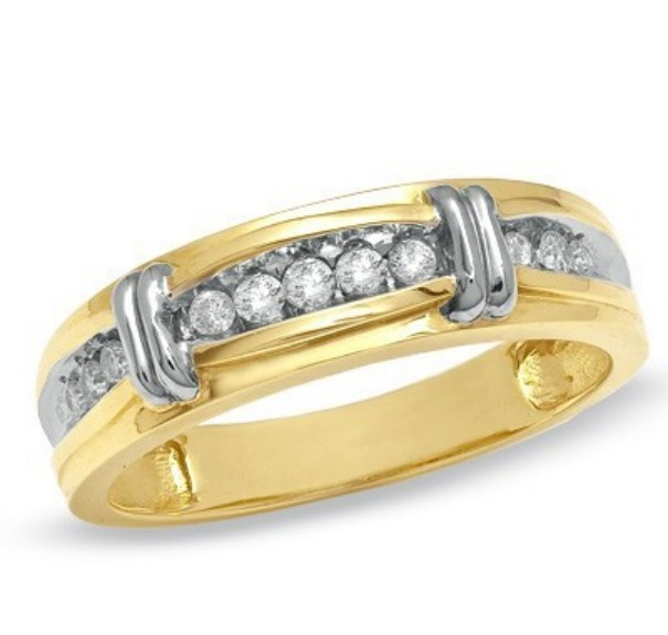 Tacori Men Wedding Bands Fashion Belief