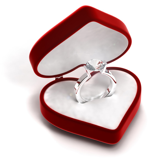 Valentines Day Gift Ideas A Diamond Ring Fashion Belief