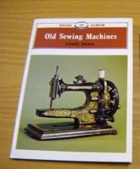 Boken Old Sewing machines