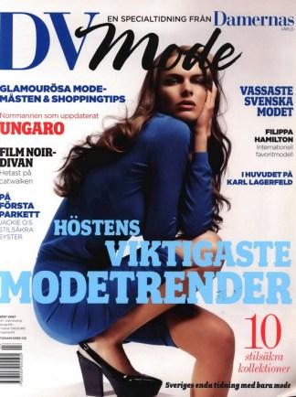 DV Mode hösten 2007