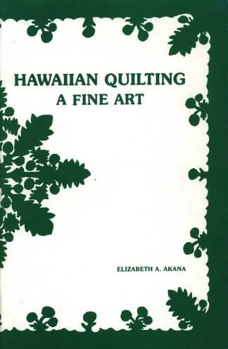 Hawaiian Quilting