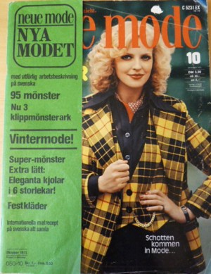 Neue Mode 1975