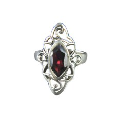 Sterling_silver_and_garnet_modernist_vintage_ring_large