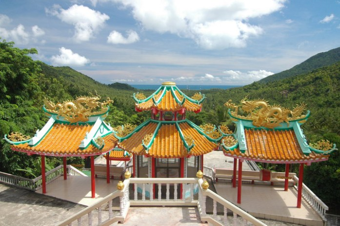 KohPhanganChineseTemple4321