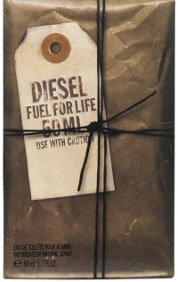 Diesel Fuel For Life Masculino 30ml