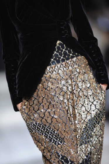Givenchy fall haute couture 2010 10 6