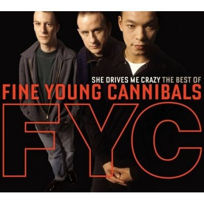 Fine Young Cannibals She Drives Me Cra