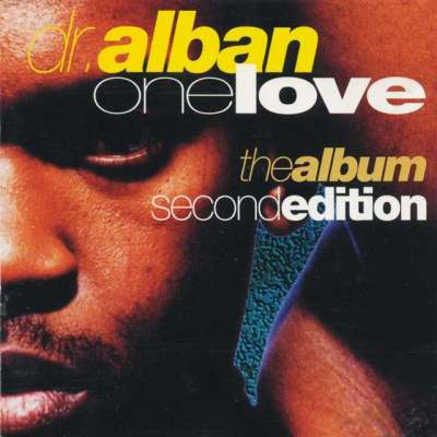 dr alban one love second edition