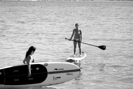 Stand up paddle (4)