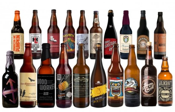 20-Barrel-Aged-Beers-Bottles