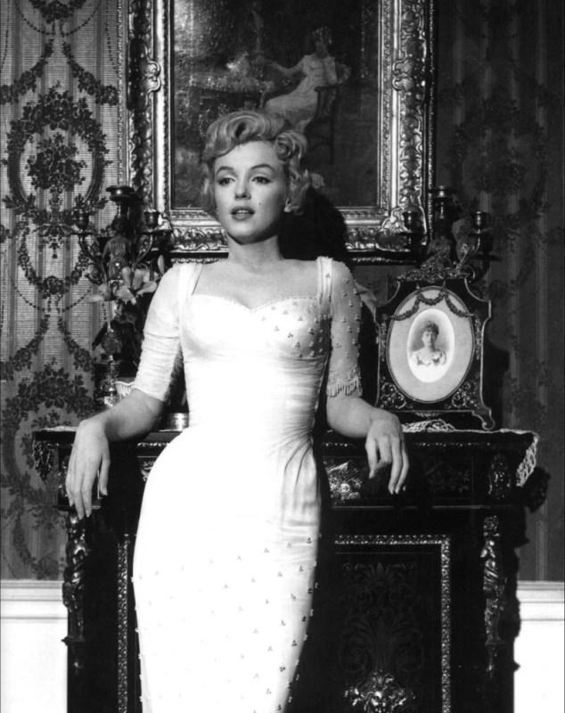 Marilyn Monroe nos anos 50